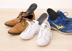 全ての靴にインソールを入れなければいけませんか?