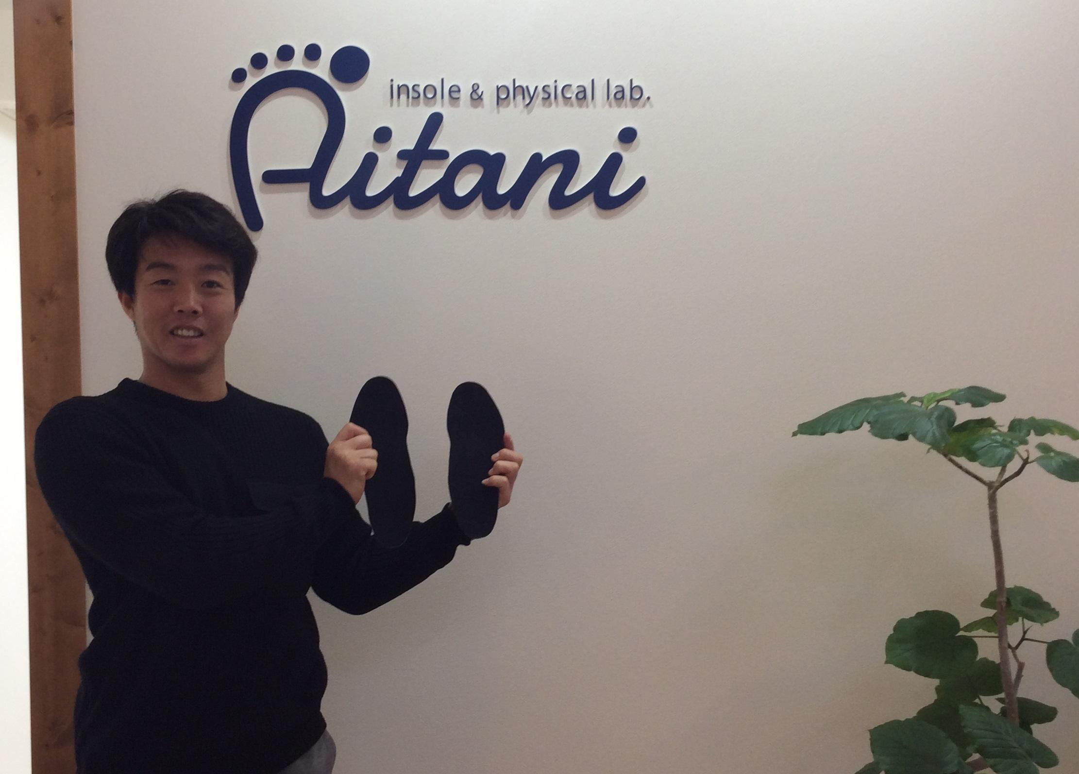 福岡ソフトバンクホークス 鶴岡慎也選手のインソールを作製しました!